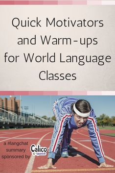 Quick Motivators and Warm Ups for World Language Classes Calico Spanish Calico Spanish – Learn Real Spanish. For Life. Spanish Grammar, Spanish 1, Spanish Language Learning, Spanish Lessons, Learn Spanish, Spanish Vocabulary, Vocabulary Games, English Lessons, French Teacher