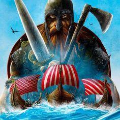 Eric Blood Axe Norwegian Viking