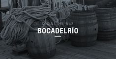 Bocadelrío on Behance