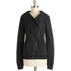 ModCloth Travel Mid-length Long Sleeve Brunch on the Patio Jacket