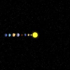 Sistema Solar GIF - Tenor GIF Keyboard - Bring Personality To Your Conversations Anim Gif, Animiertes Gif, Animated Gif, Solar System Gif, Solar System Animation, Choses Cool, Gifs, Oddly Satisfying, Constellations