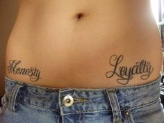 pictures loyalty tattoos - Google Search