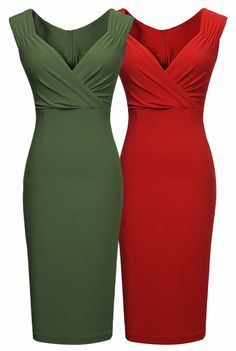 Sexy Lovely Celeb Womens Deep V Neck Bodycon Evening Party Dress Red Green Intro:V-Neck ,Sleeveless ,Knee-Length , Tunic, Slim Fitted Color: Red,Green Material: Polyester, Spandex www.apuremall.com