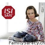 ISI SAFE Fenstersicherung hilft, Fensterstürze von Kindern und Kleinkindern zu verhindern. Diese Fenstersicherung bietet auch optimalen Schutz bei der Sicherung von Balkon- und Terrassentüren.
