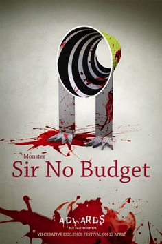 Los monstruos del creativo · Monster Sir No Budget