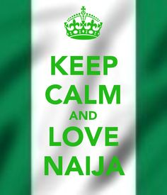 Proudly Naija
