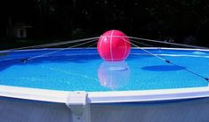 PoolTree Winter Cover Support System -- For ROUND Pools 28'