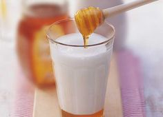 Si después de la fiesta o la desvelada no puedes conciliar el #sueño, un vaso de leche caliente con miel te ayudará bastante.  ¡Buenas noches!