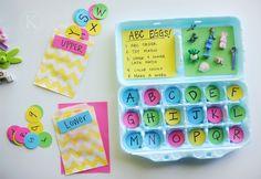 Alphabet Activities. Kindergarten Language Arts, Early Literacy, Kindergarten Reading, Preschool Kindergarten, School Age Activities, Alphabet Activities, Literacy Activities, Alphabet Birthday, Learning The Alphabet