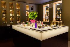 #BWorldly The spa at the Mandarin Oriental, Paris