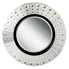 Have to have it. Lens Round Wall Mirror - 42W x 42H in. $398.00