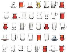 2014- 2015 çay bardağı modelleri