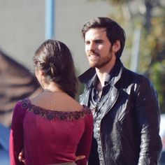 Colin O'Donoghue Captain Hook - Killian Jones -Once Upon A Time