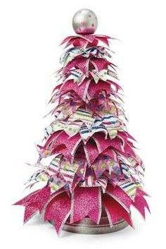 Make It with Joy Ribbon Christmas Tree
