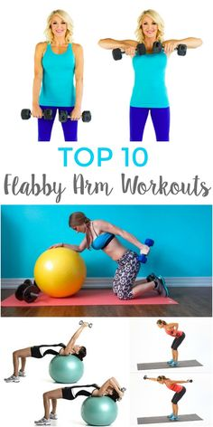 Easy arm exercises w