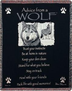 Best Seller Manual You True Nature 50 x 50 x Tapestry Throw, Advice From Wolf online - Favoritefurniture Trust Your Instincts, Thing 1, True Nature, Best Memories, Dark Circles, Spirit Animal, Wolf Spirit, Trust Yourself, Life Quotes