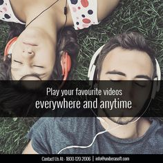 Play your favourite videos everywhere and anytime............................ #Mxvideoplayer #HDvideoplayer #HDvideo #Videos #Music #Audioplayer #iTunes #Videoplayer