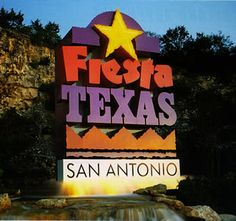 Fiesta Texas is Six Flags in San Antonio and a wonderful amusement park. The Rattler, an all wooden rollercoaster, is my favorite ride here.