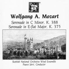 Customer Image Gallery for Mozart: Serenade in C Minor K. 388, Serenade in E-flat Major K. 375