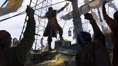 Skull & Bones on PS4, Xbox One, PC | Ubisoft (US) Buzzard, Skull And Bones, Xbox One, Ocean, Earth, Landscape, Games, Ps4