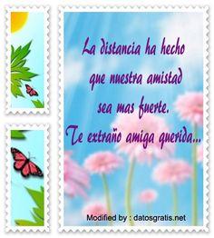 palabras para amiga especial,saludos para amiga especial,: http://www.datosgratis.net/saludos-de-amistad-para-amigos-alejados/