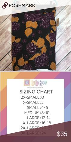 Hydrangea pencil skirt. Nice fall colors. Lularoe Cassie skirt is true to size and features a comfort stretch fabric and flattering wide yoga waistband.  Tucking a crisp collared shirt and roll like a pro. #notmallclothes LuLaRoe Skirts Pencil