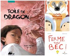 Dragons, French Pictures, Muriel, Album Jeunesse, Character Education, French Language, The Selection, Movie Posters, Albums