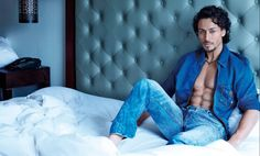 You gonna hear Tiger Shroff Roar on the CineBlitz September He will boomerang and stun you each time you try to put him away, that's TIGER SHROFF Varun Dhawan Body, Tiger Shroff, White Smile, Martial Artist, Hrithik Roshan, Mp3 Song, Bollywood Actors, My Crush, Celebs
