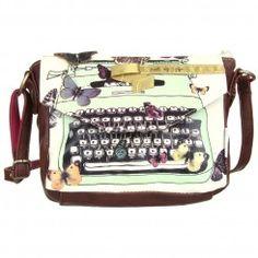 Type Write Mini Bag Disaster Designs Cute Bags Typewriters Fashion