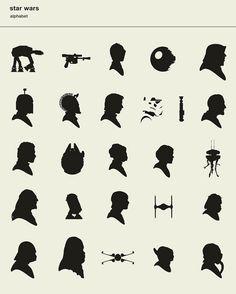 Star Wars de A a Z – Reconhece todos os símbolos e personagens?