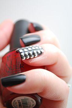 Christian Louboutin Nails!