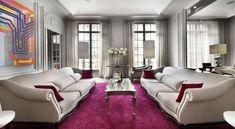 Paris luxury apartment for rent in the Villa France, Rental Apartments, Luxury Apartments, Mykonos, Aspen, Ibiza, French Apartment, Parisian Apartment, Floor Plan Layout