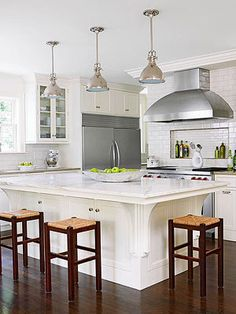 Before and After Kitchen Makeovers