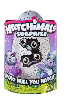 Hatchimals Hatching Eggs Surprise PEACAT Twin Spin Master Interactive Kids Toys  #SPINMASTER