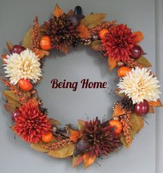 Fall Wreath After 2012