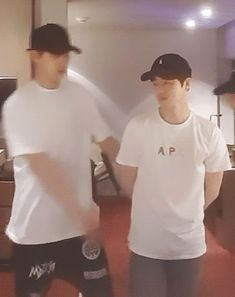 Chanyeol & Suho