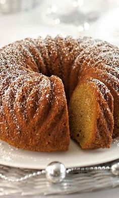 Sweet Pastries, Bread And Pastries, Finnish Recipes, Cake Recipes, Dessert Recipes, Cakes Plus, Fruit Bread, Decadent Cakes, Little Cakes