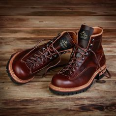 Pike Brothers Boots
