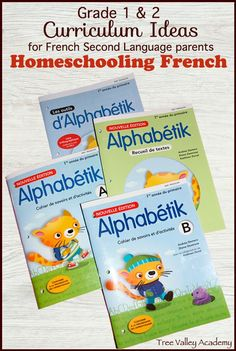 Grade 1 & 2 Curriculum Ideas for FSL (French Second Language) parents wanting to teach their child to read and write in french, equivalent to what a public school student in a french school would be learning. Learning French For Kids, French Language Learning, Ways Of Learning, Teaching French, Learning Games, Read In French, How To Speak French, Learn French, Help Teaching