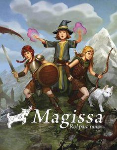 Magissa  https://rpggeek.com/rpgitem/206825/magissa-juego-de-rol-para-ninos