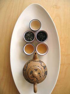 dreamfloat: Chinese Tea by Ye Liew.
