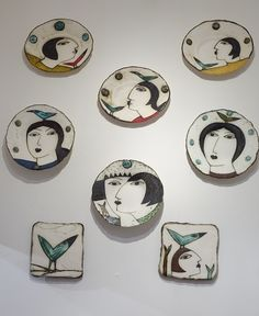 South African contemporary ceramic at Kim Sacks Gallery Johannesburg