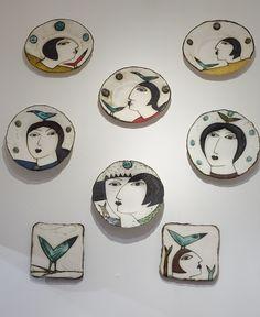 South African contemporary ceramic at Kim Sacks Gallery Johannesburg