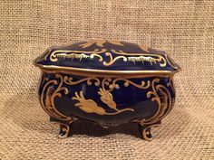 Special Holiday Shipping Note -I will be unable to ship over the Thanksgiving holiday from Nov - Dec I will ship all items paid for by November before the holiday. Any items paid for af. Kobalt, Graf, Berg, Blue Gold, Jewlery, Antiques, Antiquities, Antique, Jewerly