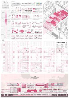 패널 패널 9 yellow pine sunriver or - Yellow Things Architecture Concept Diagram, Architecture Panel, Architecture Graphics, Architecture Portfolio, Architecture Design, Presentation Board Design, Architecture Presentation Board, Urban Design Diagram, Urban Design Plan