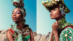 'NOUVELLE HISTOIRE': HERITAGE REDISCOVERED – Vlisco's First fabric collection for 2011 - African Vibes Magazine