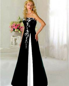 Gothic Style Dress Wedding Dresses Attire Pinterest