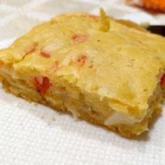 Torta de palmito com legumes @ allrecipes.com.br