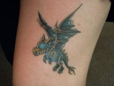 world of warcraft tattoos   25 World of Warcraft Tattoos