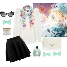 Designer Clothes, Shoes & Bags for Women Freedom, Ballet Skirt, Shoe Bag, Polyvore, Stuff To Buy, Collection, Design, Women, Fashion